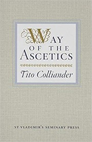 Cover of: Way of the Ascetics | Colliander, Tito