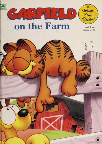 Garfield On The Farm (A Golden Easy Reader) (Level Two) by Golden Books