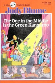 Cover of: The one in the middle is the green kangaroo | Judy Blume