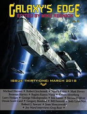 Cover of: Galaxy's Edge Magazine: Issue 31, March 2018
