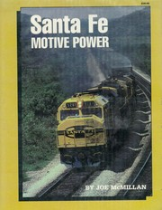 Cover of: Santa Fe Motive Power |