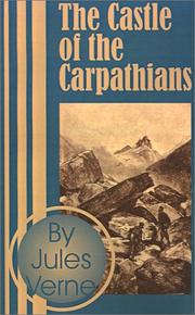 Cover of: The castle of the Carpathians