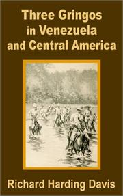 Cover of: Three Gringos in Venezuela and Central America