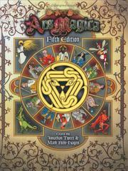 Cover of: Ars Magica, Fifth Edition (Ars Magica Fantasy Roleplaying) | Jonathan Tweet