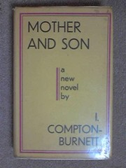 Cover of: Mother and son | I. Compton-Burnett