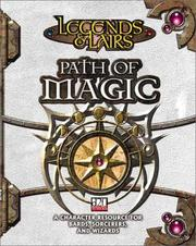 Cover of: Path of Magic | Fantasy Flight Games