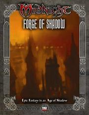 Cover of: Midnight: Forge of Shadow | Iain J. Brogan
