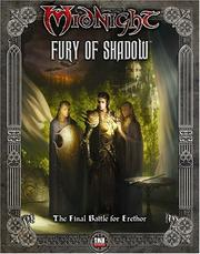 Cover of: Fury of Shadow | Fantasy Flight Games