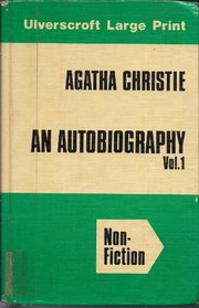 Cover of: An autobiography | Agatha Christie