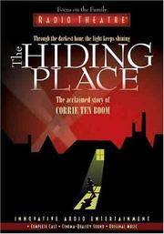 Cover of: The Hiding Place | Corrie ten Boom