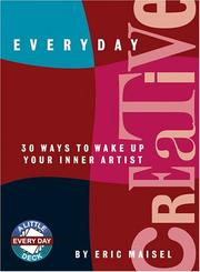 Cover of: Everyday Creative: 30 Ways to Wake Up Your Inner Artist