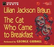 Cover of: The Cat Who Came to Breakfast (Cat Who... (Audio))
