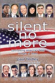 Silent No More by Paul Findley