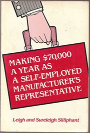 Cover of: Making $70,000 a year as a self-employed manufacturer