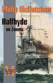 Cover of: Halfhyde on Zanatu