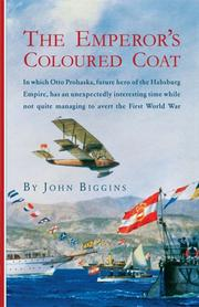 Cover of: The Emperor's Coloured Coat