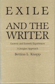 Cover of: Exile and the writer