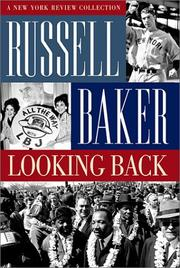 Cover of: Looking back | Russell Baker