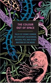 Cover of: The Colour Out of Space by H. P. Lovecraft