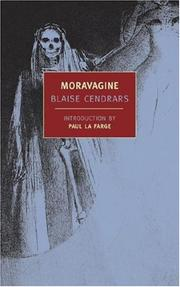 Cover of: Moravagine