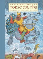 Cover of: D'Aulaires' Book of Norse myths
