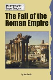 Cover of: History's Great Defeats - The Fall of the Roman Empire (History's Great Defeats)