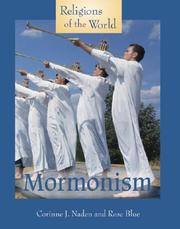 Cover of: Religions of the World - Mormonism (Religions of the World)