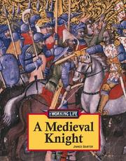 Cover of: A medieval knight