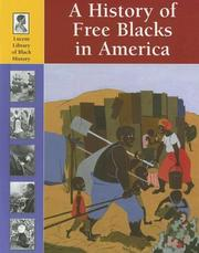 Cover of: A history of free Blacks in America