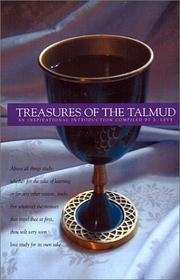 Cover of: Treasures of the Talmud