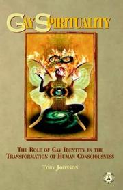 Cover of: Gay Spirituality