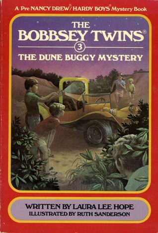 The dune buggy mystery by Laura Lee Hope