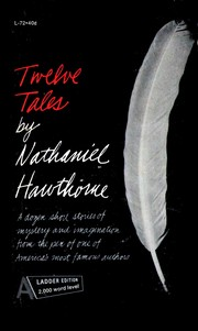 Cover of: Twelve Tales by Nathaniel Hawthorne |