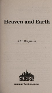 Cover of: Heaven and Earth