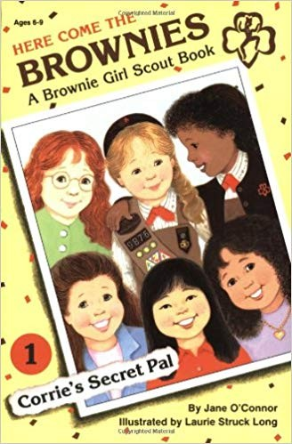 Corrie's Secret Pal (Here Come the Brownies, A brownie Girl Scout Book) by