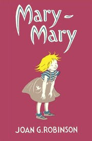 Cover of: Mary-Mary stories