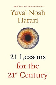 Cover of: 21 Lessons for the 21st Century