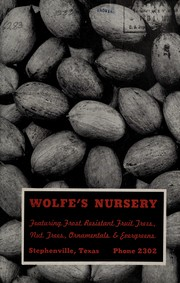 Cover of: Wolfe
