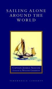 Cover of: Sailing Alone around the World | Joshua Slocum