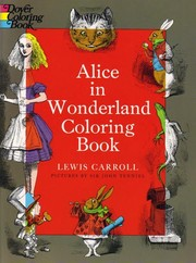 Cover of: Alice in Wonderland Coloring Book