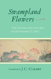 Cover of: Swampland flowers