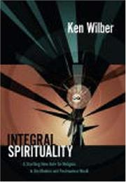 Cover of: Integral Spirituality