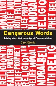 Cover of: Dangerous Words
