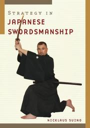 Cover of: Strategy in Japanese Swordsmanship