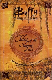 Cover of: Tales of the slayer. |