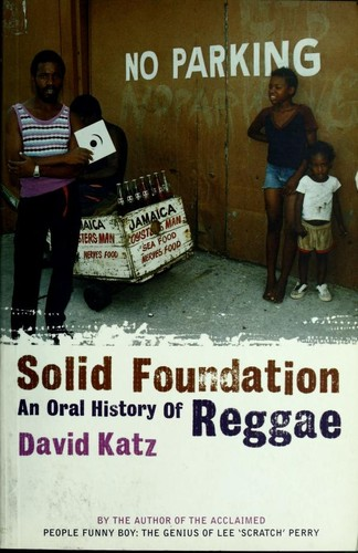 Solid Foundation by David L. Katz