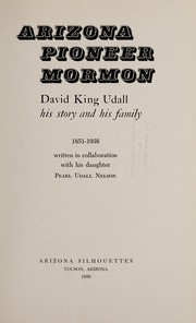 Arizona pioneer Mormon