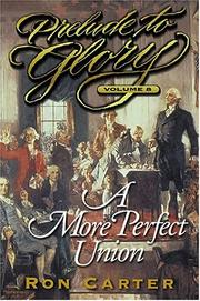 Cover of: A more perfect union