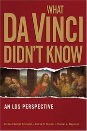 Cover of: What Da Vinci Didn