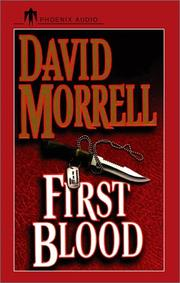 Cover of: First Blood |